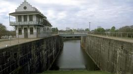 Plaquemine Lock State Historic Site