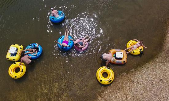 Bogue Chitto State Park - Spend a lazy day tubing down the Bogue Chitto River