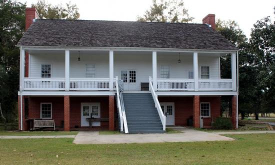 Fort Jesup State Historic Site