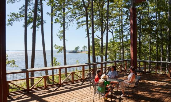 South Toledo Bend is perfect for a family vacation
